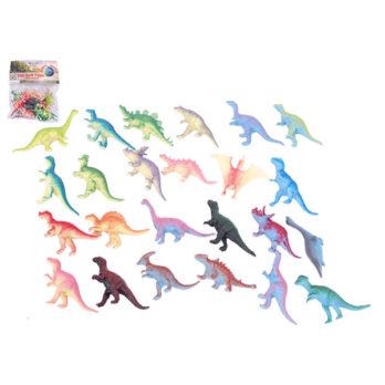 Dinosaurier im Beutel