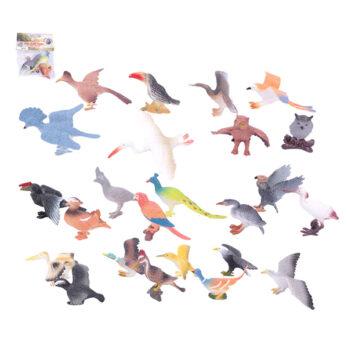 Vogel im Beutel