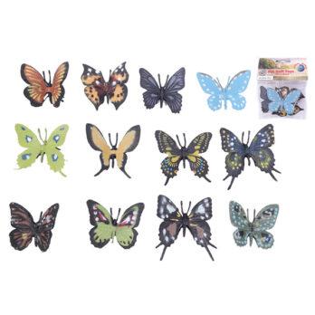 Schmetterling im Beutel