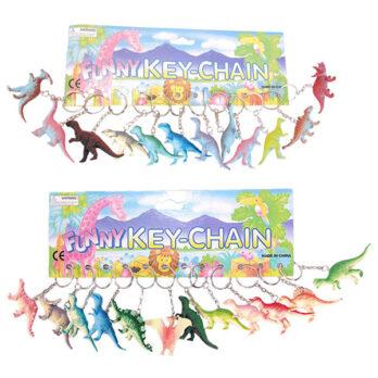 Dinosaurier Schlüsselanhänger