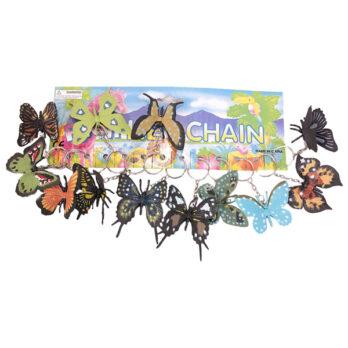 Schmetterling Schlüsselanhänger
