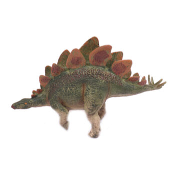 Brauner Stegosaurus