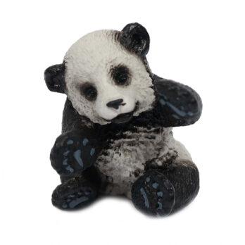 Panda sitzend
