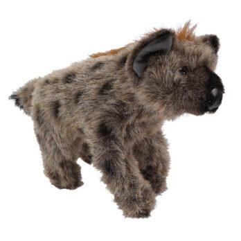 Stehende Hyäne
