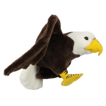 Stehender Adler