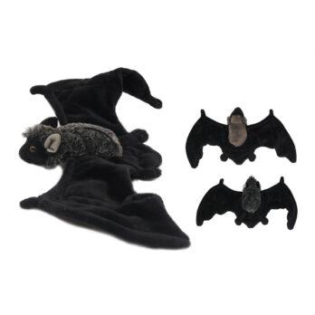 Schwarze Fledermaus