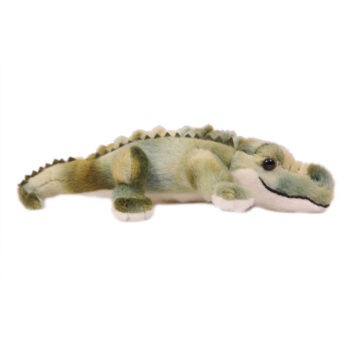 Grünes Krokodil