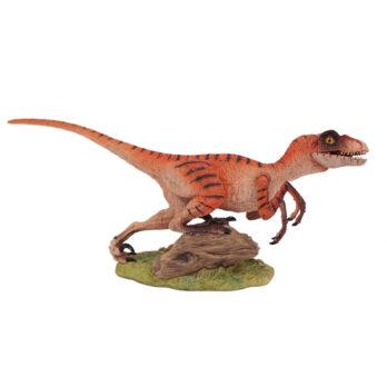 Laufender Velociraptor