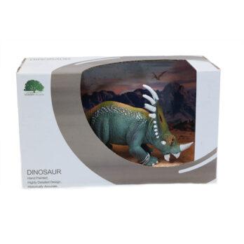 Styracosaurus set im Schaukarton