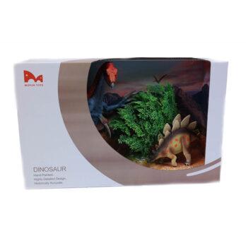 Therinosaurus – Stegosaurus im Schaukarton