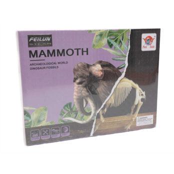 Fossil – Archäologische Ausgrabung Mammut (große Box)