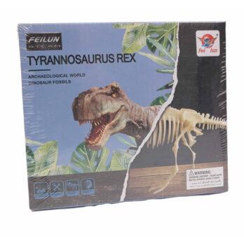 Dinosaurier Fossil – T-rex