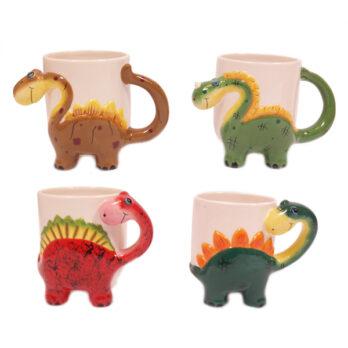 Dinosaurier Becher