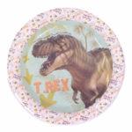 Dinosaurier Teller 8 Stück